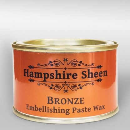 bronze embellishing wax