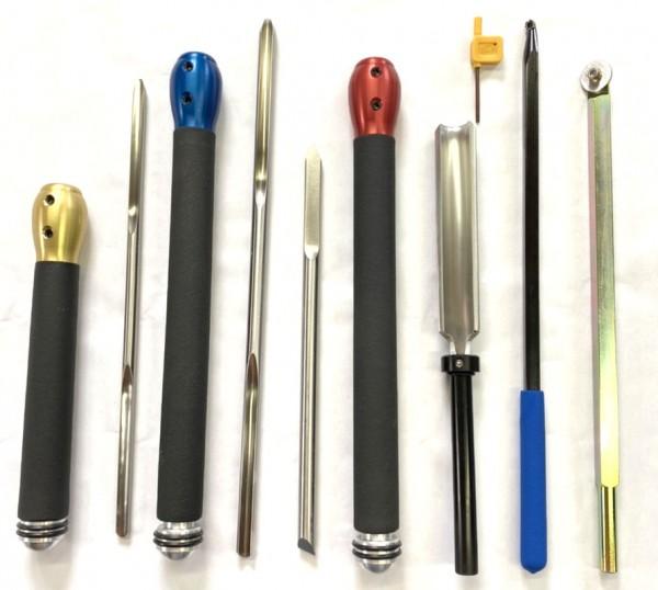 Grub handle deluxe starter set