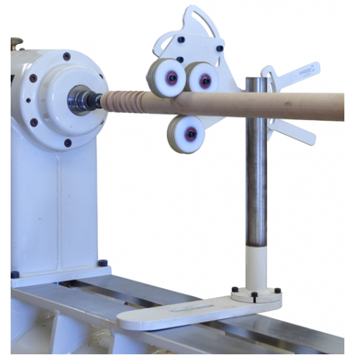Oneway spindle steady.