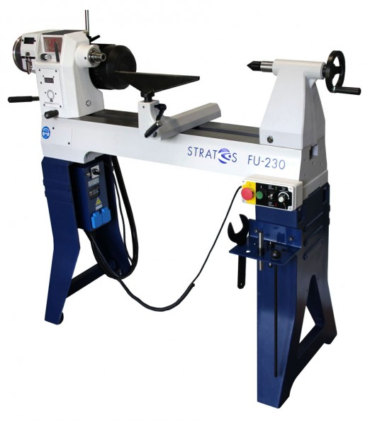 Stratos FU-230 Woodturning Lathe