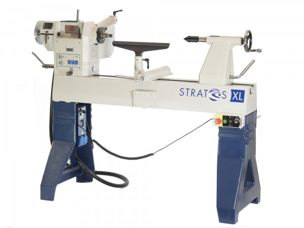 Stratos XL Woodturning Lathe