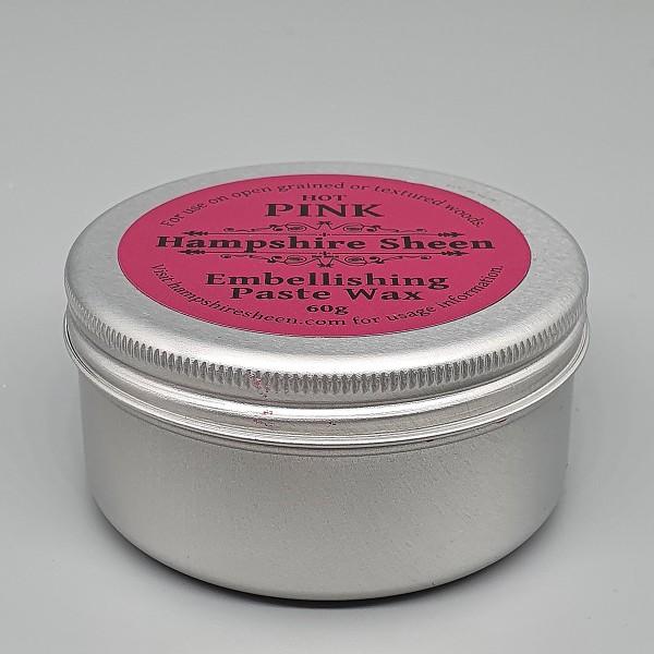 Hot Pink Embellishing Wax