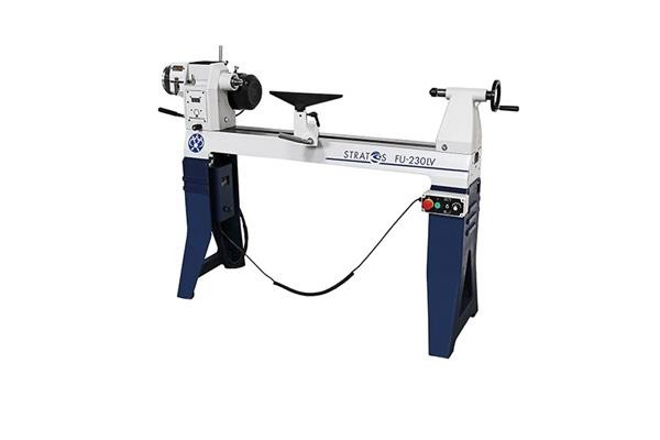 Stratos FU-230 Long Version Woodturning Lathe