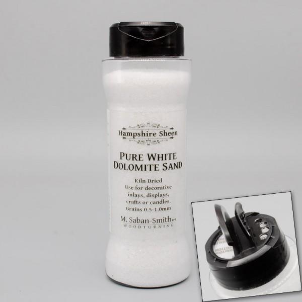 Pure white Dolomite sand