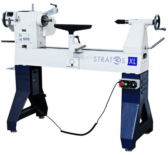Stratos XL Woodturning Lathe
