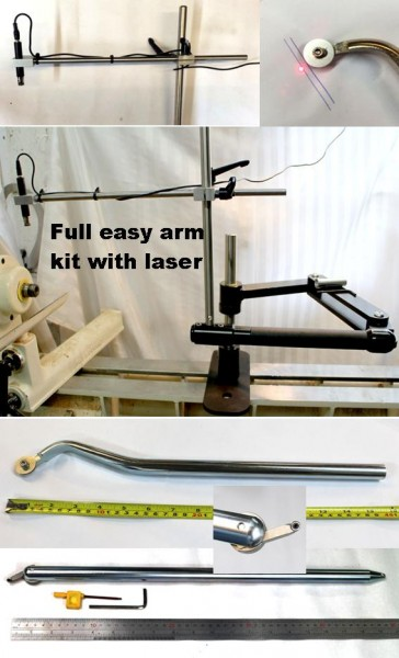 Full Kit: HOPE EASY laser system