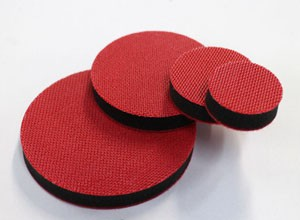 New soft sanding front pads