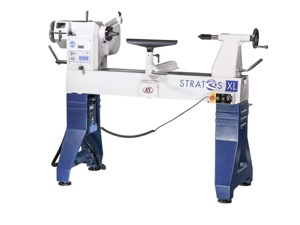 KS Stratos XL Woodturning Lathe