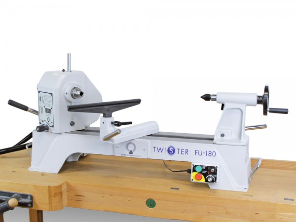 KS Twister FU-180 Woodturning Lathe without legs