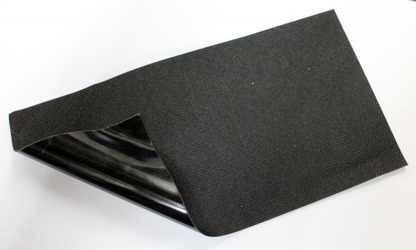 self adhesive velcro backed hook. 150mm x 300mm