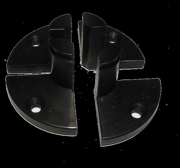 Vicmarc Vm100 25mm pin jaws