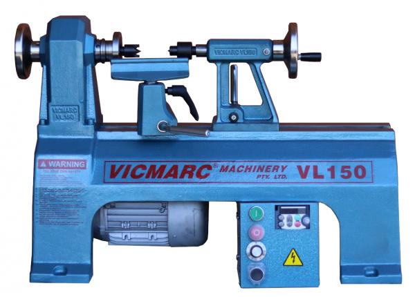 Vicmarc VL150 SM EVS Woodturning Lathe